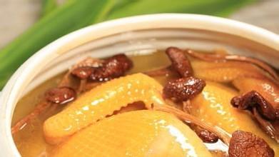 """米酒鸡的""""麒麟鸡""""煲"""