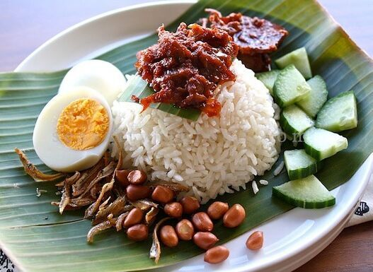 在印尼 领导人吃什么?