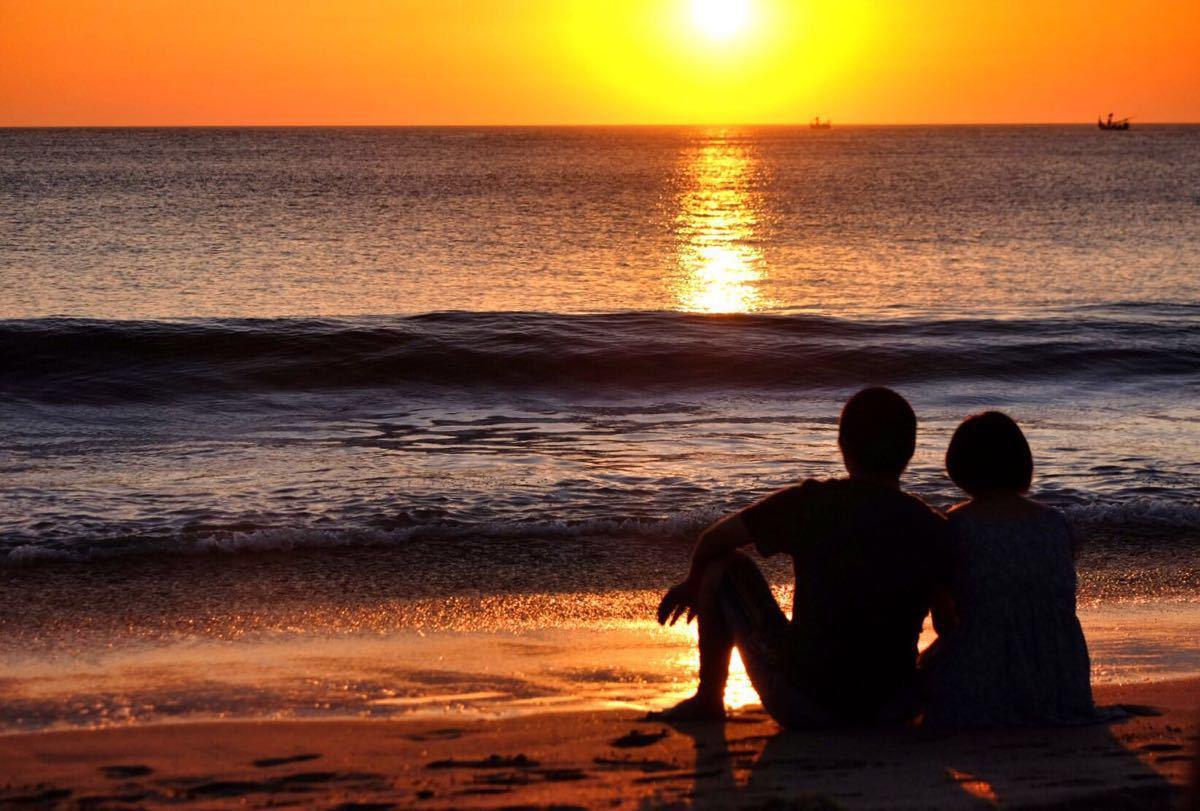 日落金巴兰 浪漫一夏
