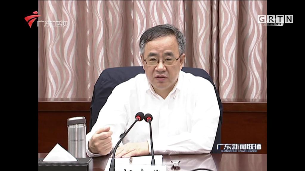 胡春华赴汕尾调研 把产业建设摆在更加重要的位置