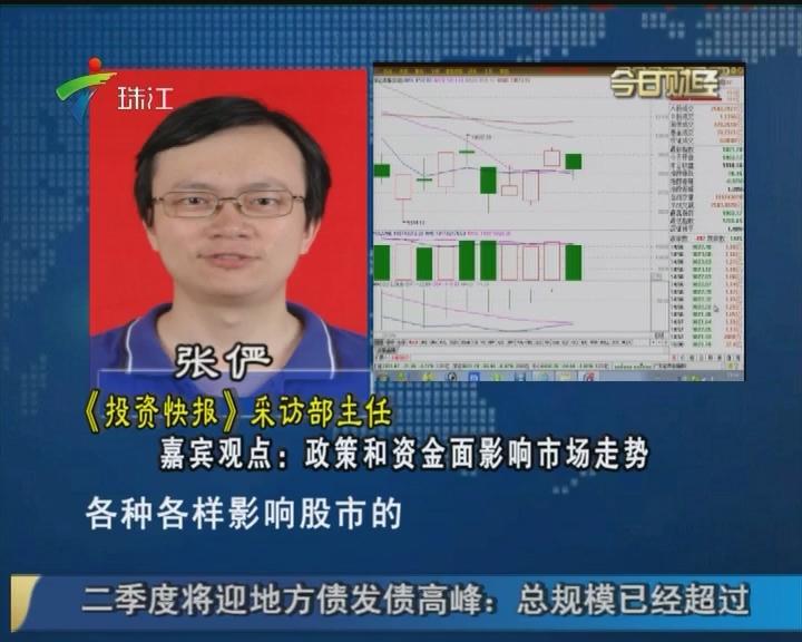 张俨:政策和资金面影响市场走势