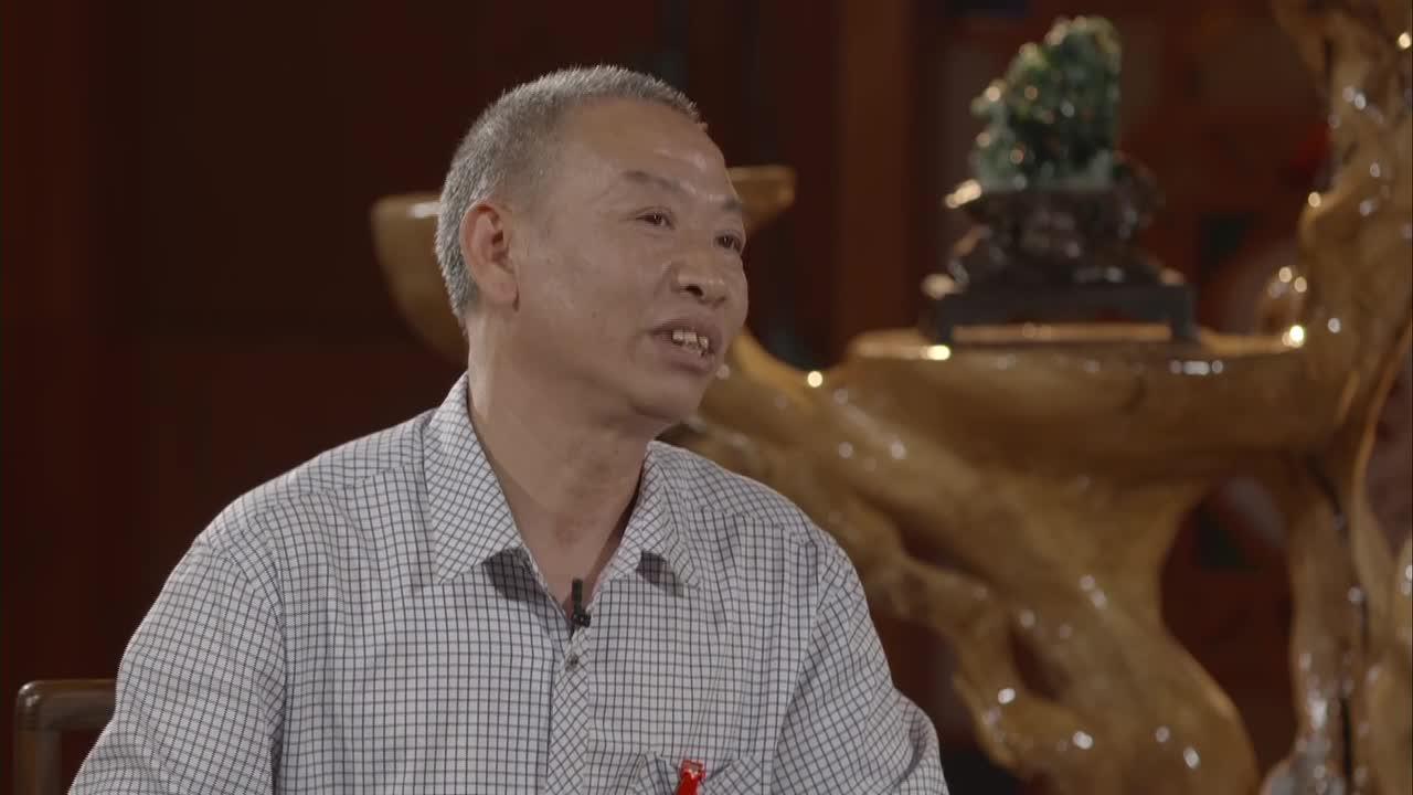 """颜柏青【触电会客厅】""""绿水青山 就是金山银山""""!"""