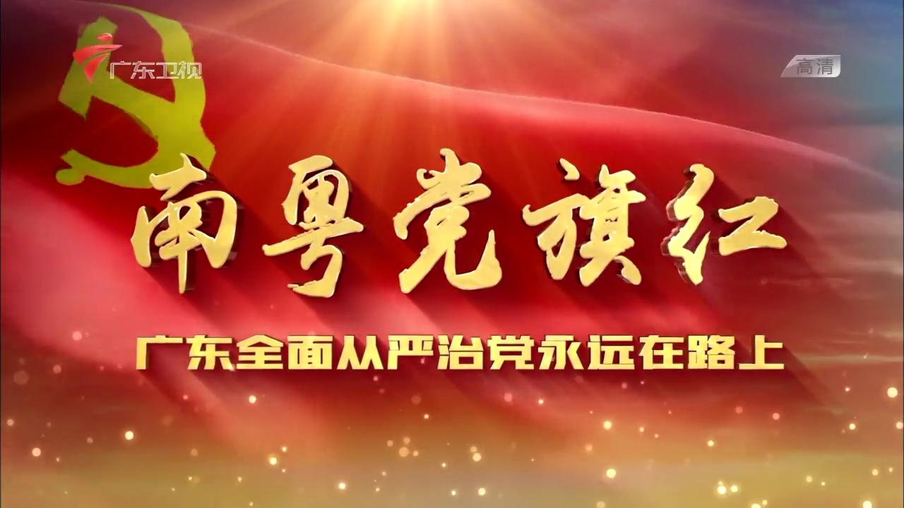 南粤党旗红 广东全面从严治党永远在路上