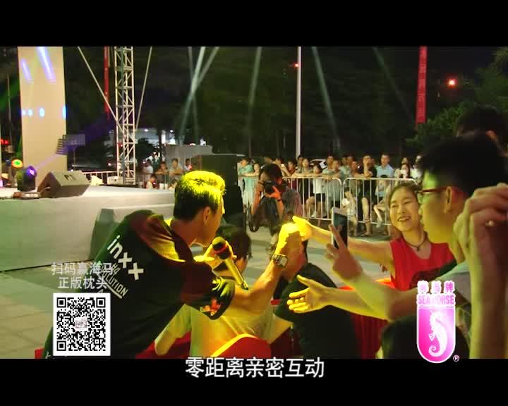 """""""麦王""""群星音乐会,人气爆棚嗨翻全场"""