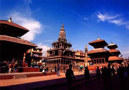 尼泊尔——巴德岗古城