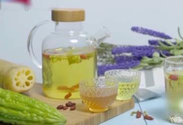 4款夏日消暑果蔬凉茶