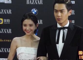 """张若昀唐艺昕首次合体亮相""""不想再装不熟"""""""