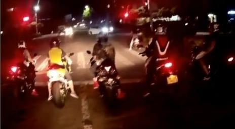 最高时速219公里!中山深夜扰民的飙车团伙被抓了!