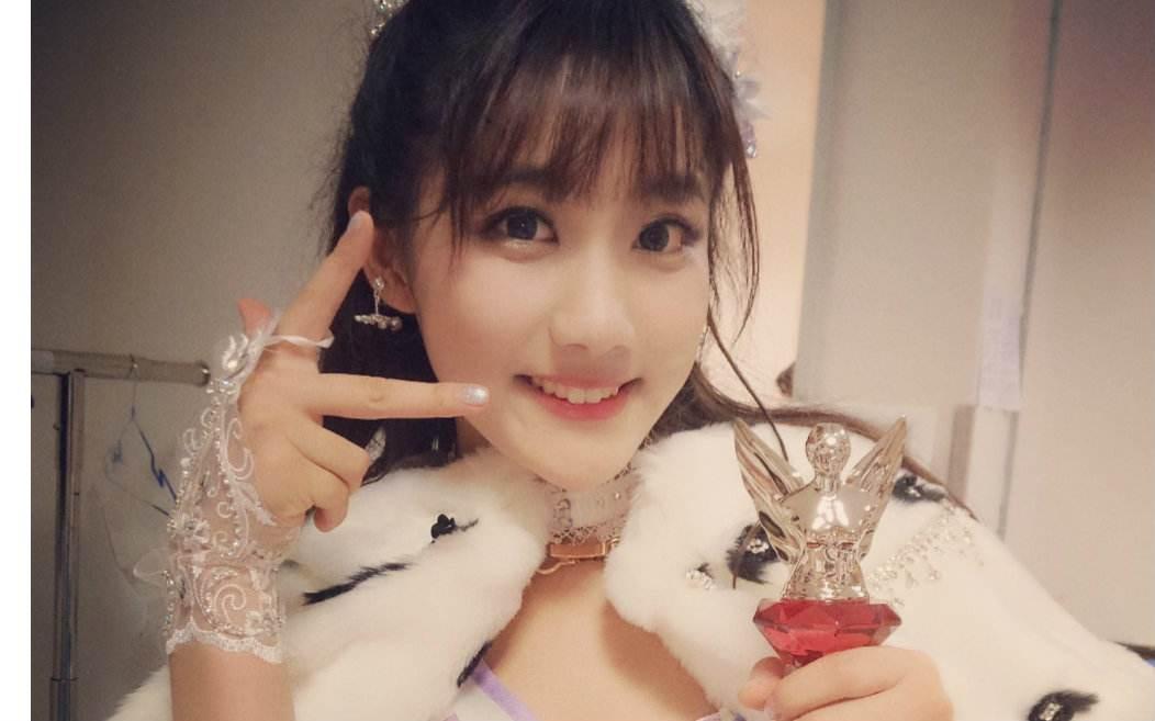SNH48李艺彤出言不逊 被指是失格的偶像