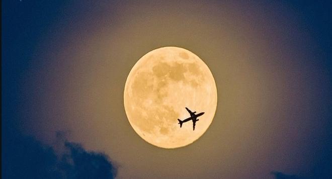 """下周将现""""超级月亮"""" 全国可观"""