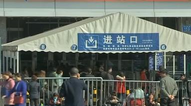 广东:外来工团体火车票即日起起可预订