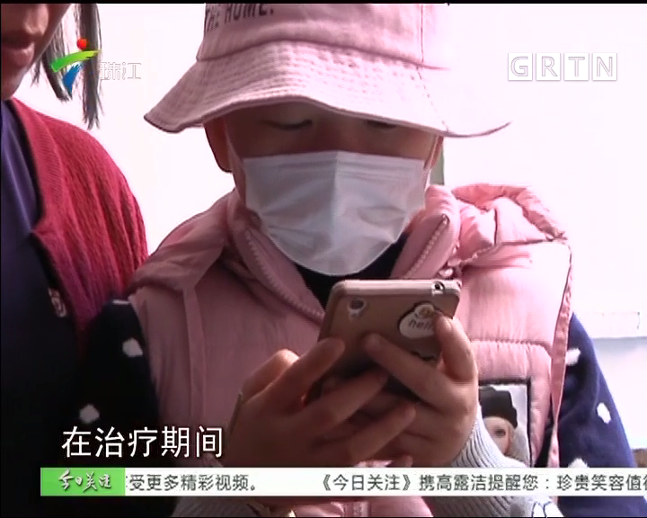 """暖心新年:广州明天""""全城义剪""""救助东莞病童"""