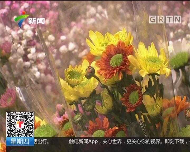 广州:大年三十 一起逛花街行大运