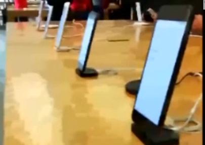 上海:苹果紧急召回多个型号iPhone7