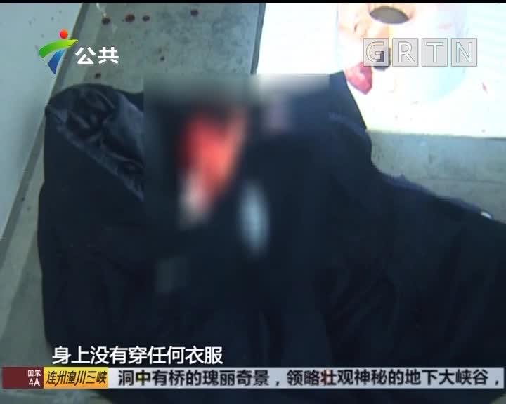 云浮:服务区厕所发现婴儿 家人不知所踪