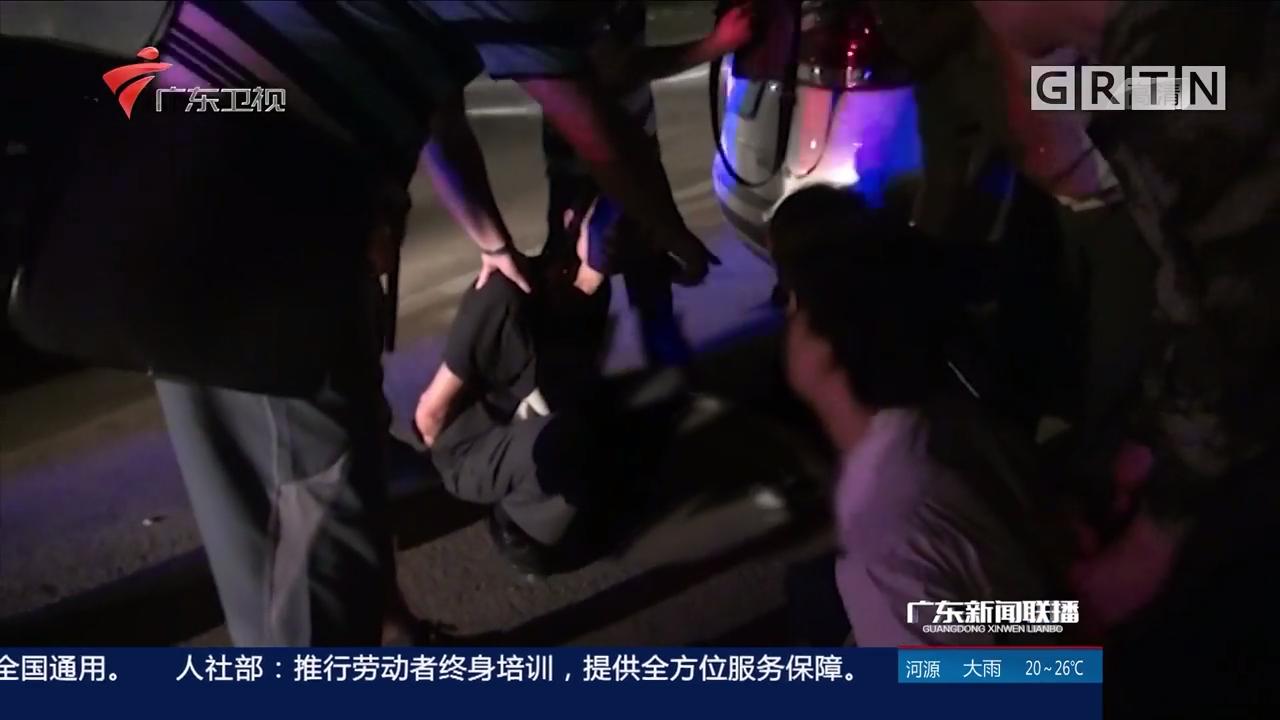 广东边防总队成功打掉跨粤桂偷渡团伙