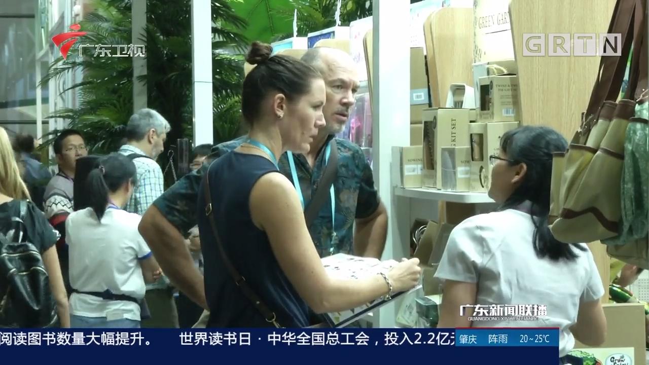 广交会二期开幕 原创高品质产品备受青睐