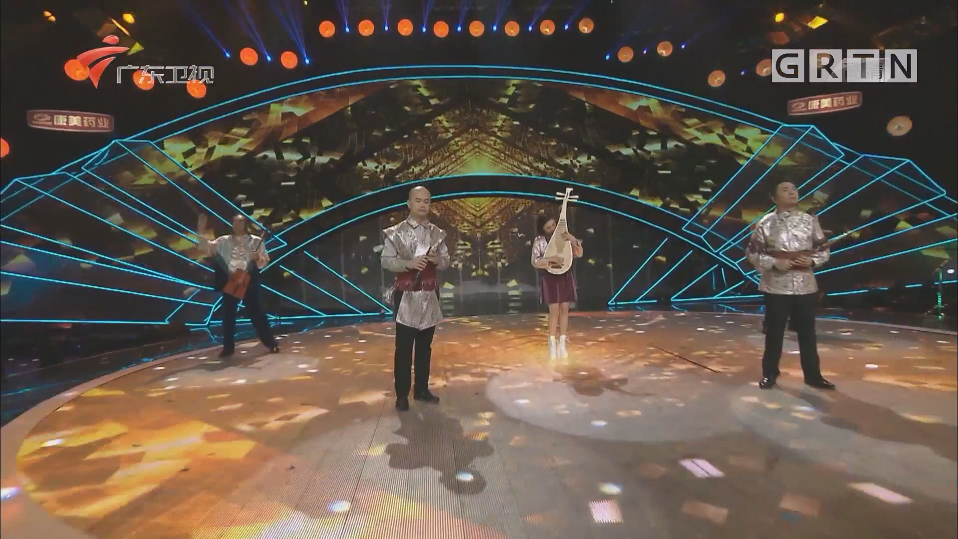 五色风乐团演绎多姿多彩《五色风情》