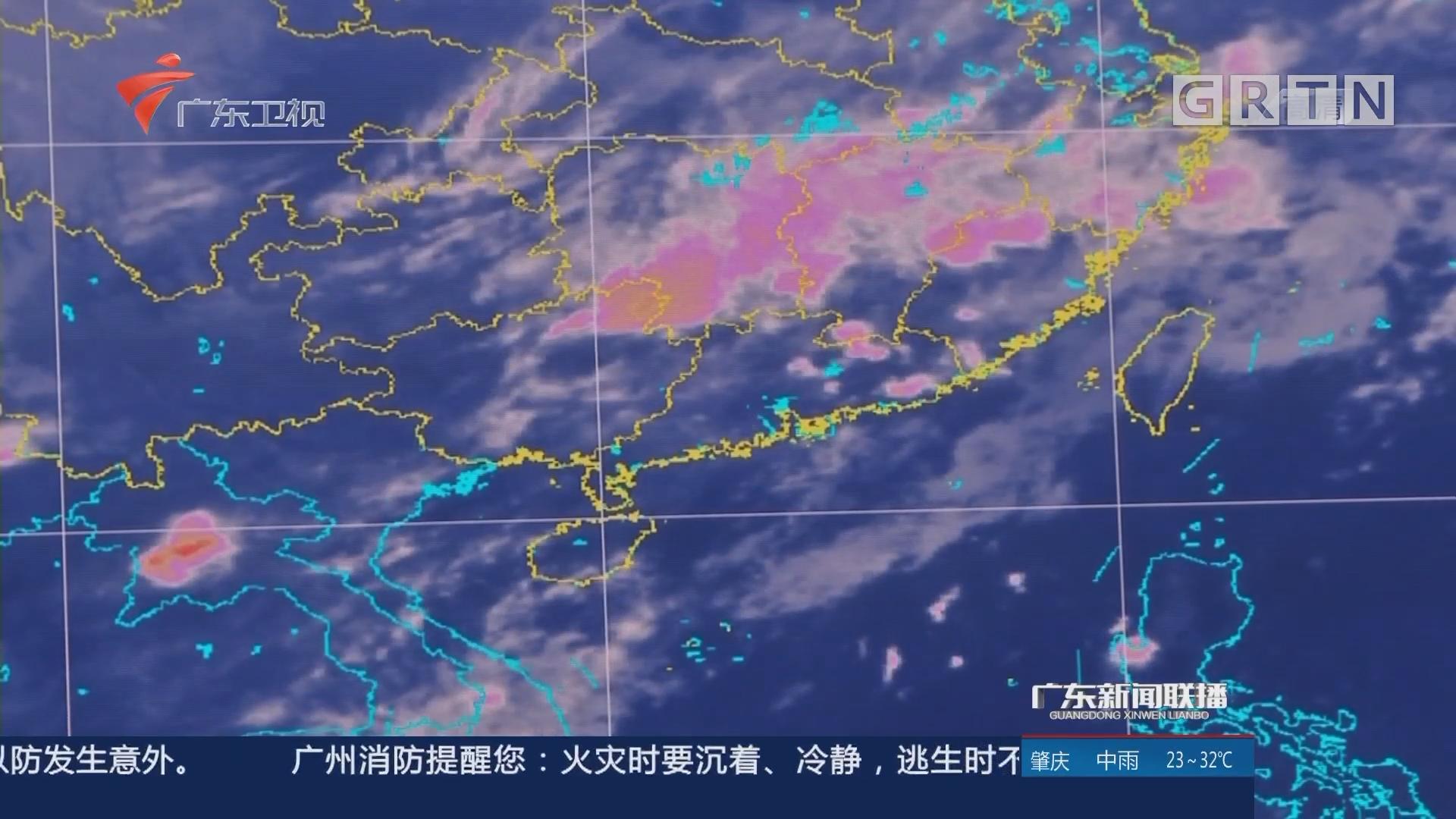 本周广东全省降雨过程将再趋明显