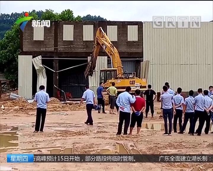 惠州、云浮:坚决按时保质完成环保整改各项工作