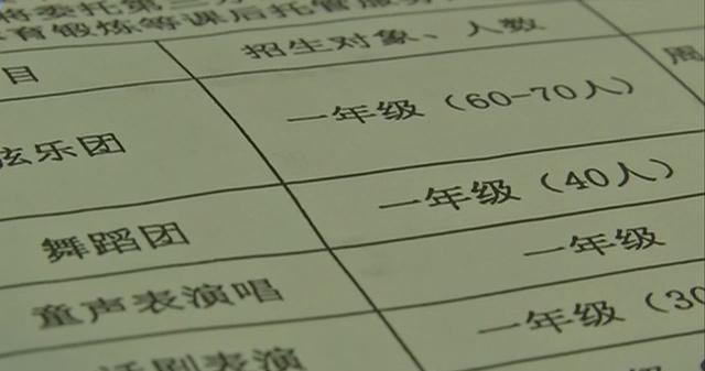 廣州:下午課后校內托管 家長很歡迎