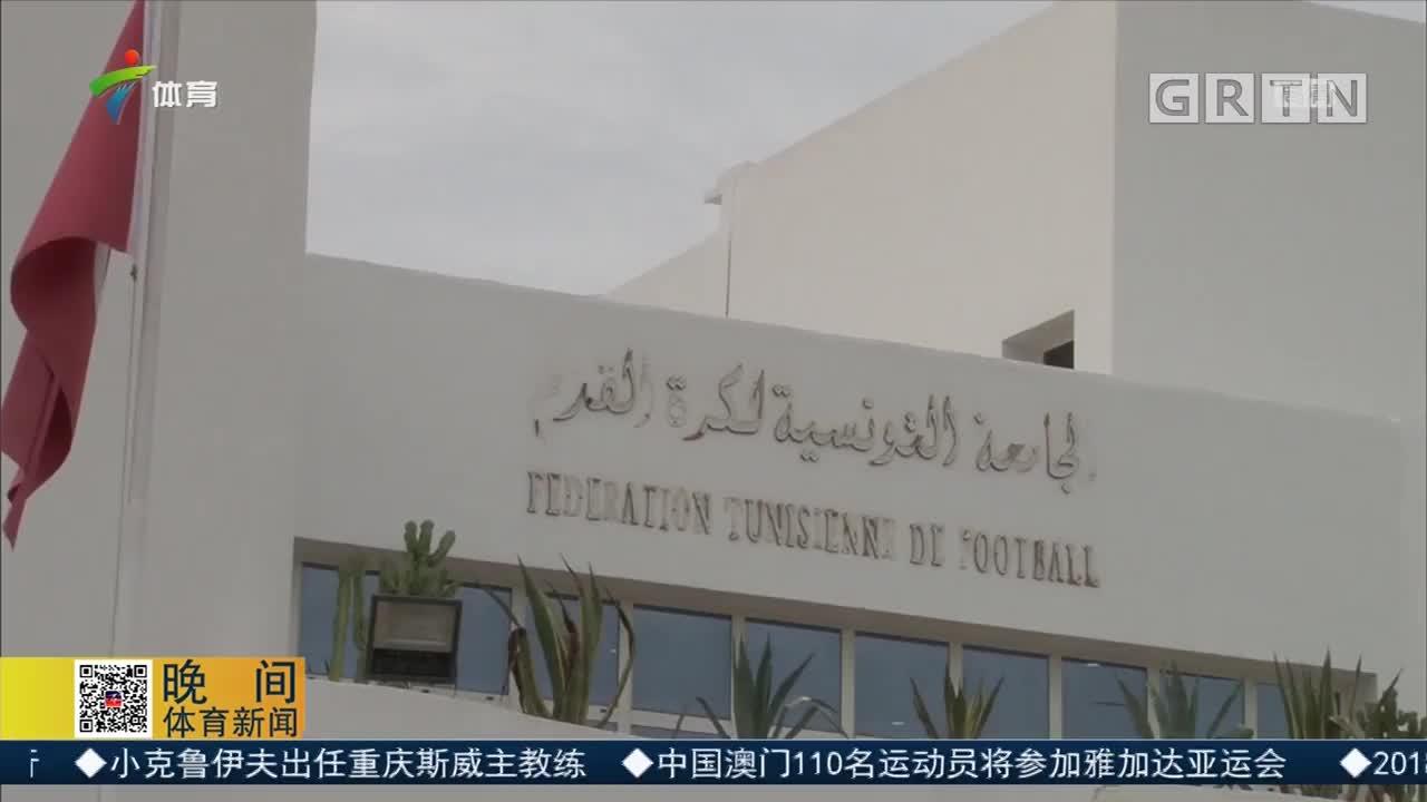 本扎蒂成为突尼斯国家队新任主帅