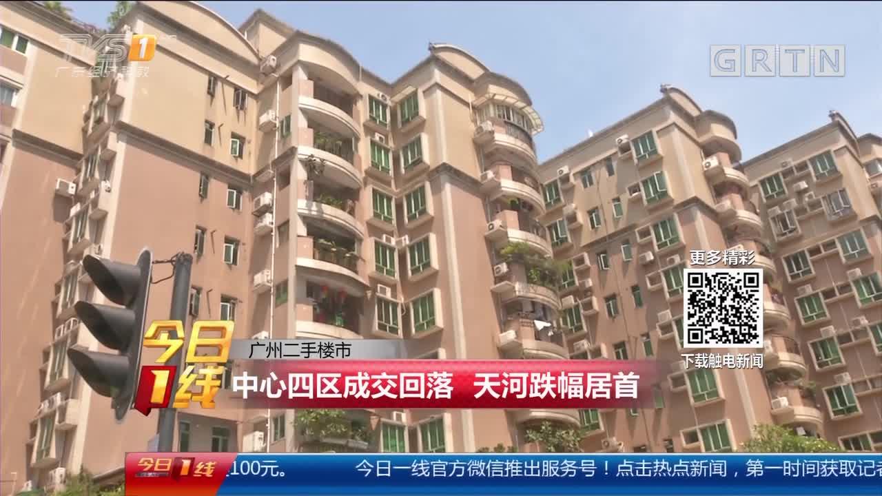 广州二手楼市:交投胶着状态明显 成交环比下降2.5%