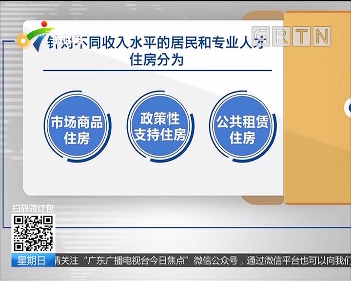 """深圳:""""房改""""方案正式落地 商品房只占四成"""