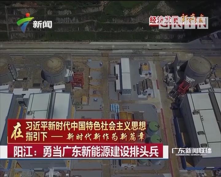 阳江:勇当广东新能源建设排头兵