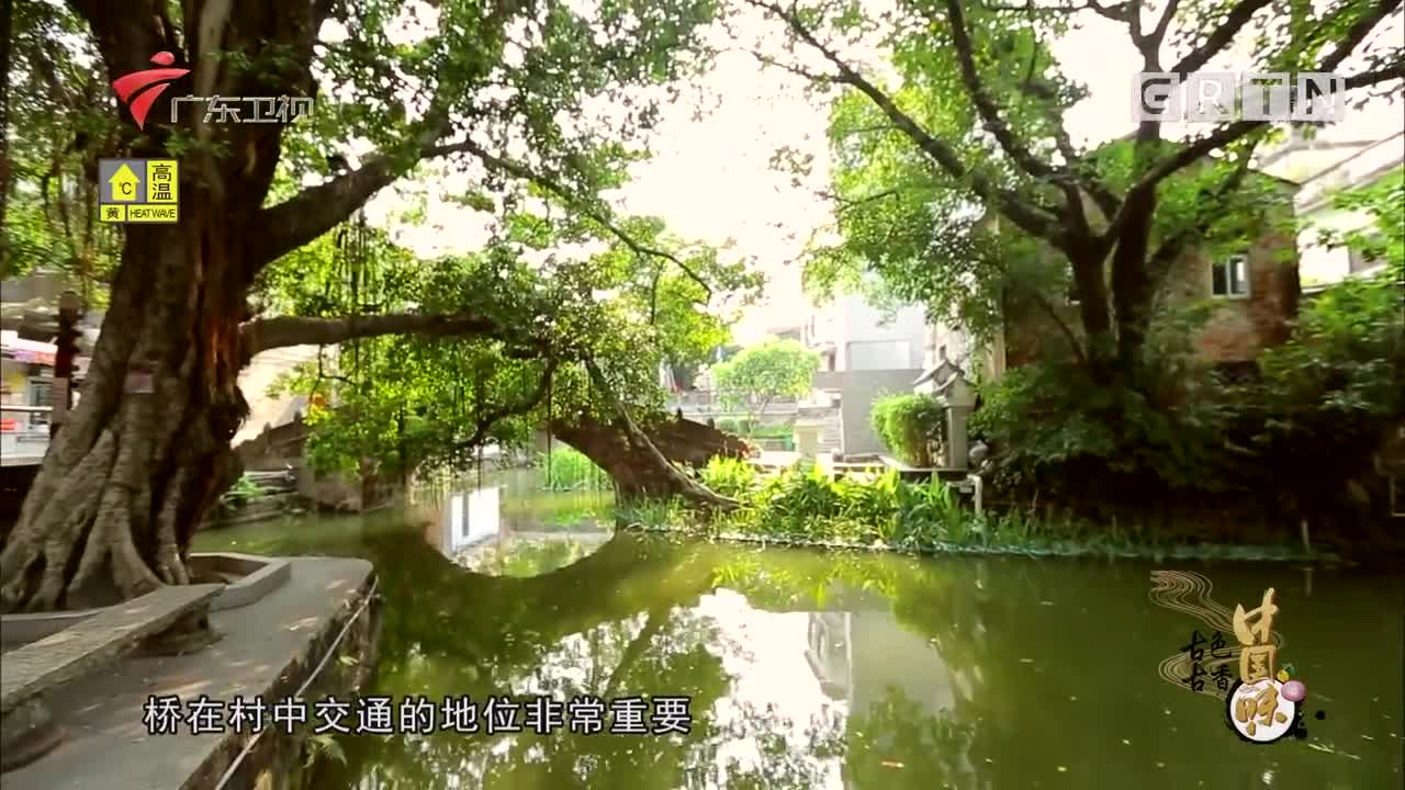 [HD][2018-07-28]古色古香中国味:岭南周庄——逢简水乡