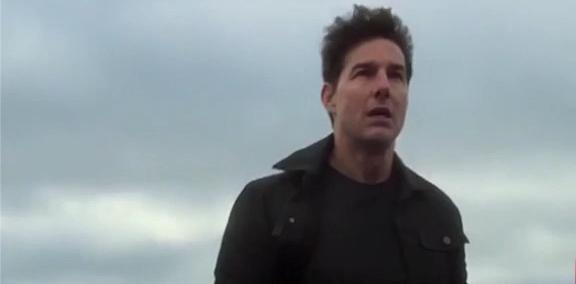 《碟中谍6:全面瓦解》汤姆·克鲁斯即将来华