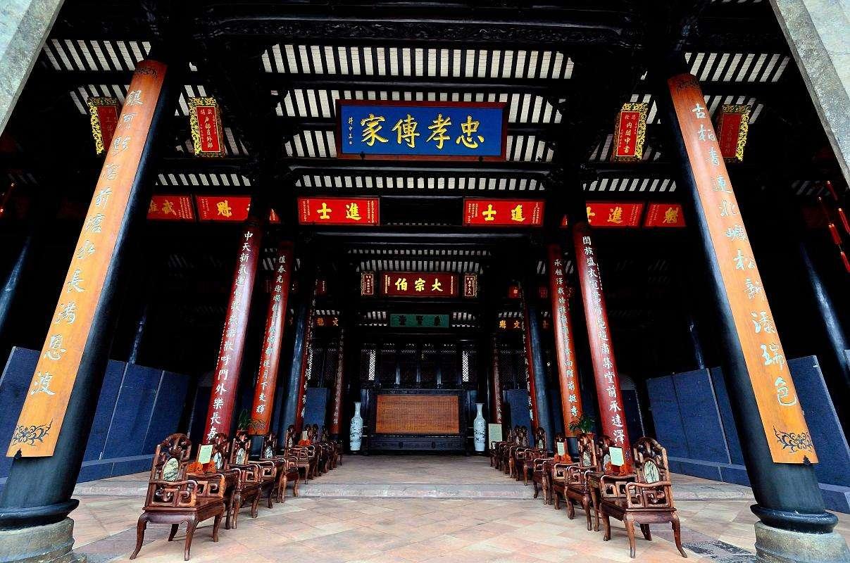 [HD][2018-07-21]古色古香中国味:粤韵沙湾