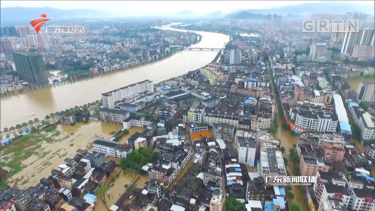 广东:抓紧推进救灾复产和灾后重建工作