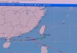 双台风即将登陆 省防总启动III级应急响应