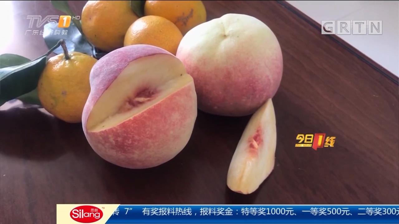 深圳:8岁男童吃桃过敏休克 抢救及时脱险
