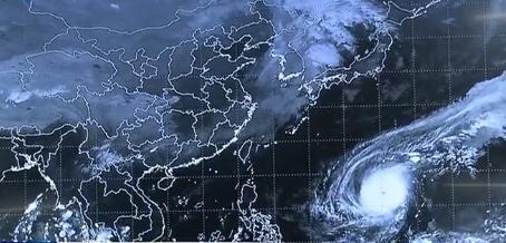 """台风""""玉兔"""":台风""""玉兔""""风向未定 30号前对广东无直接影响"""