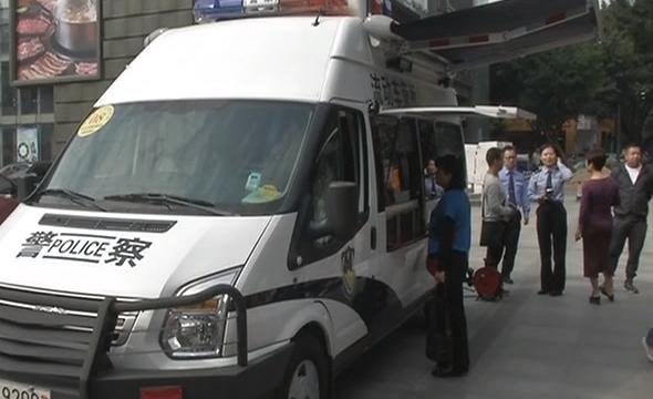 广州:流动车管所进社区 补换驾照立等可取