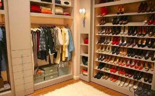 高收入新鲜职业:衣橱整理师