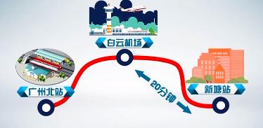 广州第二机场空港产业园主要选址正果