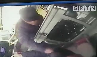 抢夺公交车方向盘 一男子被拘留17日