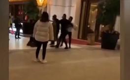 澳门警察劝阻游客吸烟遇袭 开枪示警