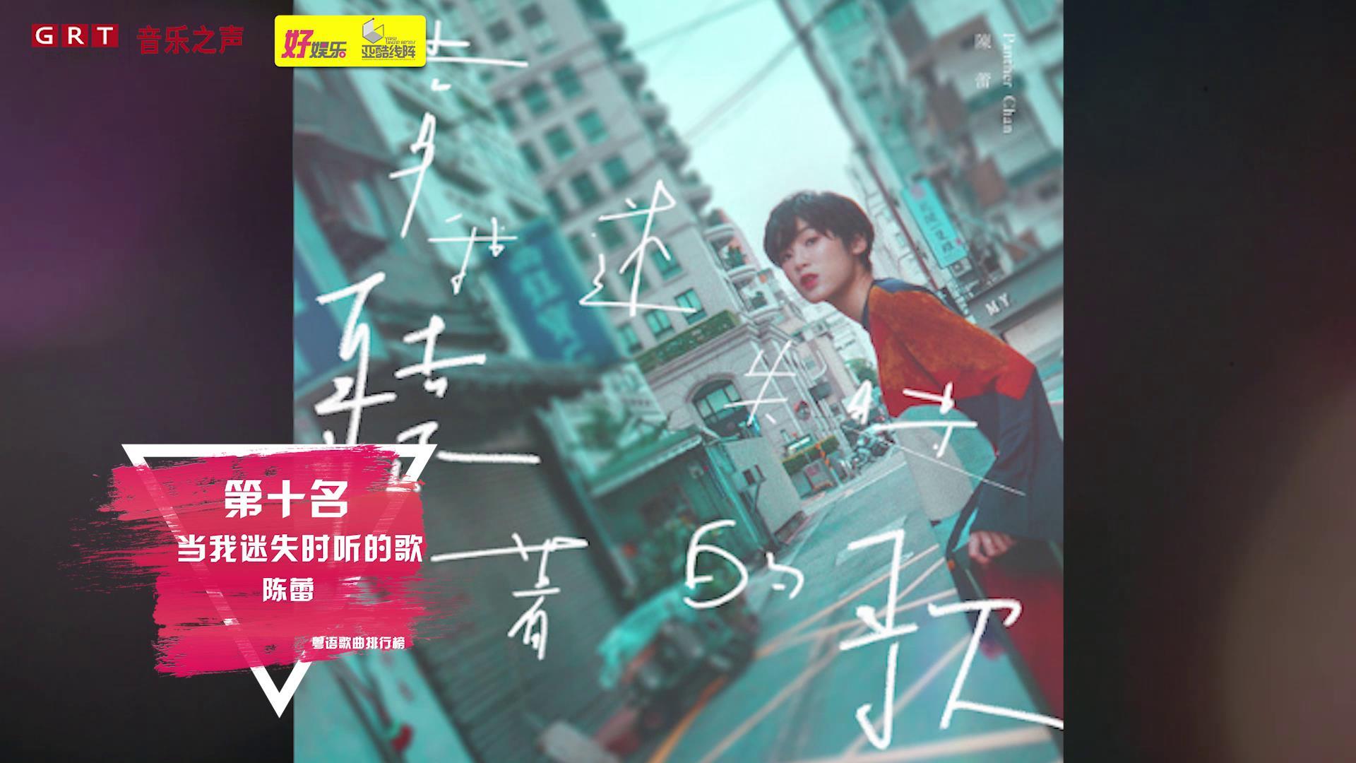 粤语歌曲排行榜2019年第08期榜单