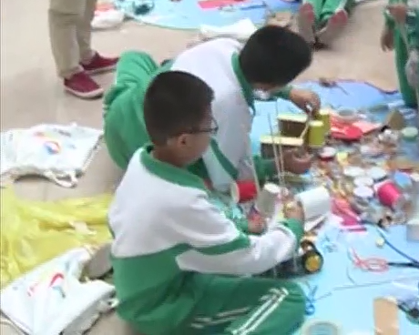 [2019-03-27]南方小记者:第二届全国中小学创意大赛开赛