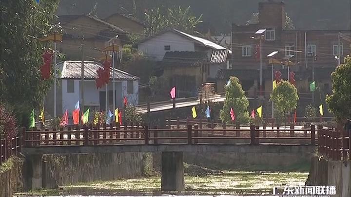 梅州马图村:用红色名片打开致富之门