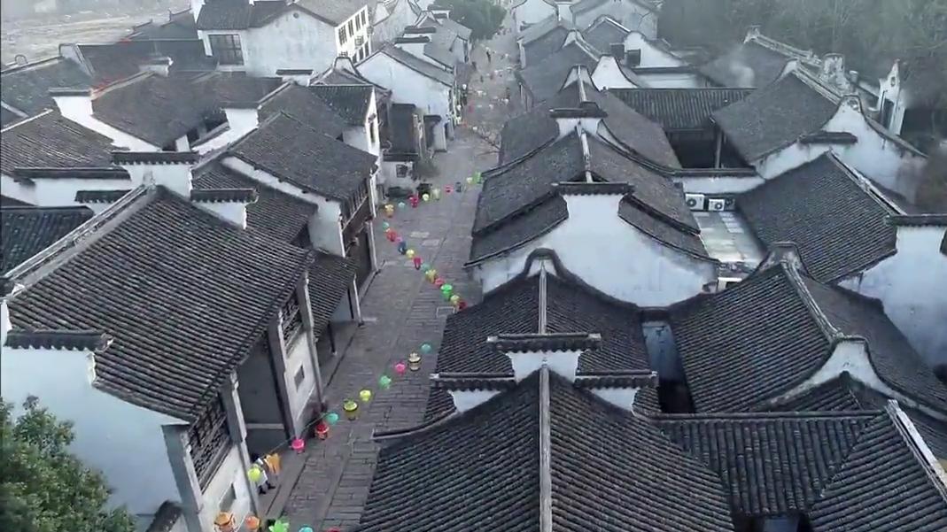 [HD][2019-03-09]古色古香中国味:山不在高 有镇则活