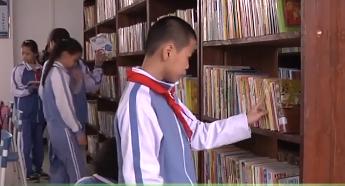 """广宁:""""书香暖山区""""再启航 两千图书送学生"""