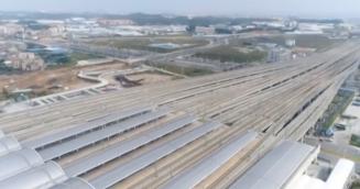 """佛山中心城区建高铁将1小时通达""""大湾区"""""""