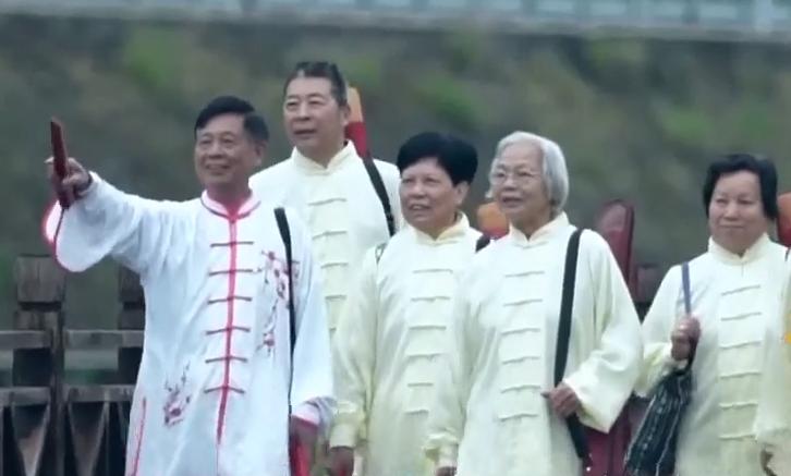 """梅州大埔:百岁老人达130人 探寻""""长寿密码"""""""