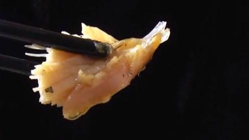 清蒸鱼肚笼(鲫鱼)