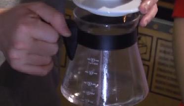 制作手冲咖啡